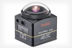 Kodak PixPro SP360 4K 360 graden actioncam