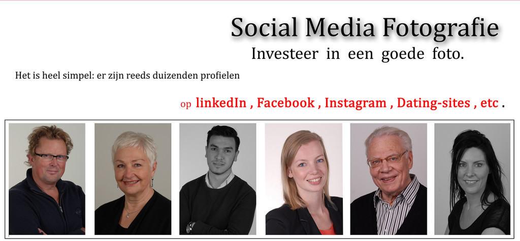 social media fotografie