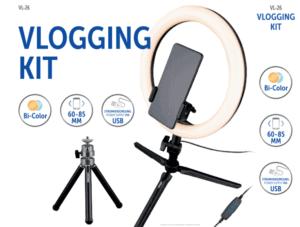 Vlogging videobellen kit