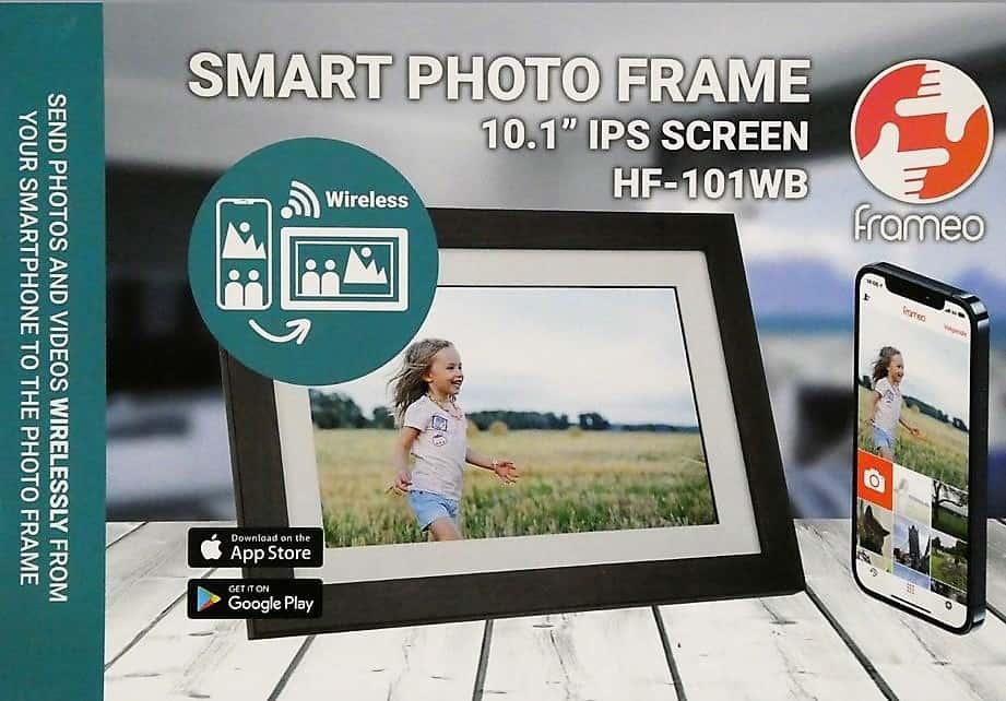 Digitale fotolijst in Soest